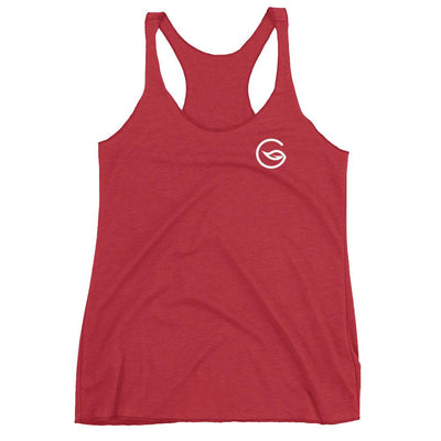 Ladies Team Grovit Premium Racerback Tank Grovit