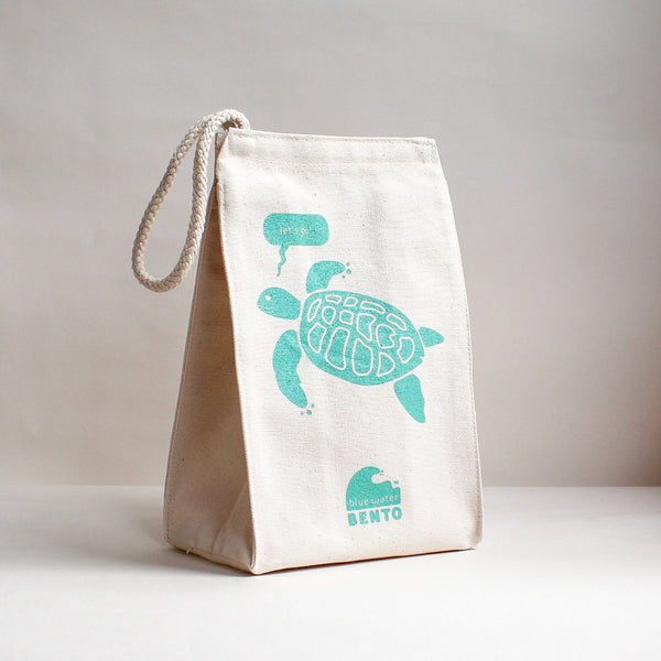 Lunch Bag <br>Organic Cotton