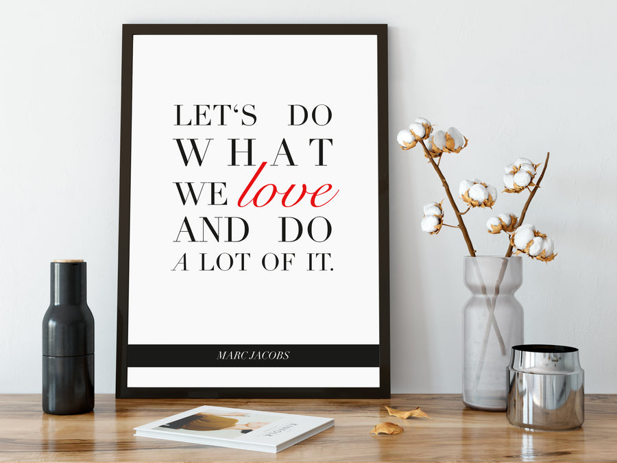 No.122 - Do What We Love