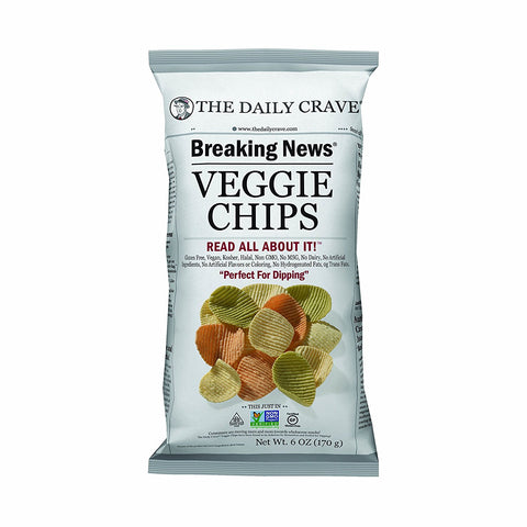 Daily Crave VEGGIE CHIPS