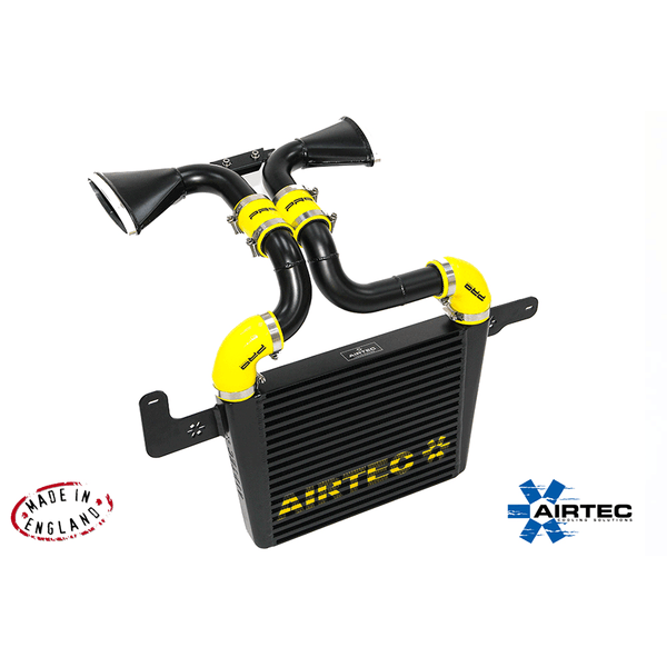 AIRTEC FRONT MOUNT INTERCOOLER UPGRADE FOR MINI R53 from Mini Works