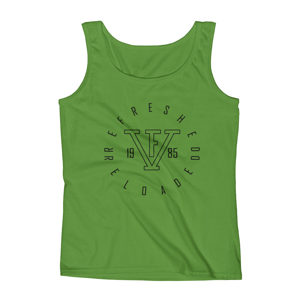FV 1985 Graphic Tank Top for Women