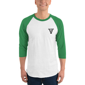 FV 3/4 sleeve raglan shirt