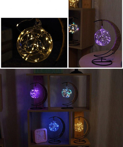 Galaxy LED Lantern Night Light