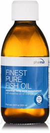 Finest Fish Oil Liquid 500ml by Pharmax www.drmatea.com