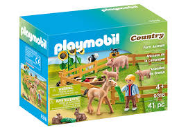 Playmobil Country -Farm Animals 9316