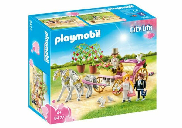 Playmobil 9427 City Life Wedding Carriage