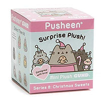 Pusheen Cat Holiday Surprise Stuffed Animal