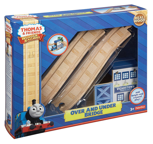 Thomas & Friends Wooden Railway Over and Under Bridge