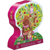 Bear & Friends Shaped Floor Puzzle