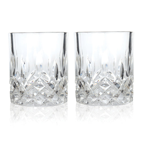 Admiral™ - Crystal Tumblers