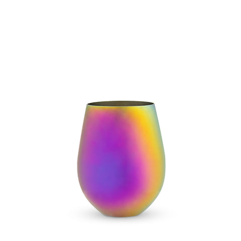Mirage Stemless Wine Glass by Blush®