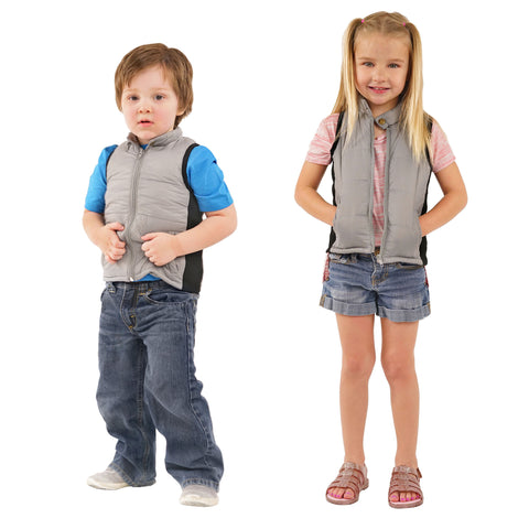 ZooVaa Children's Weighted Compression Nylon Vest - Medium