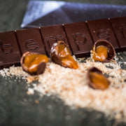 Smoked Sea Salt & Toffee Dark Chocolate