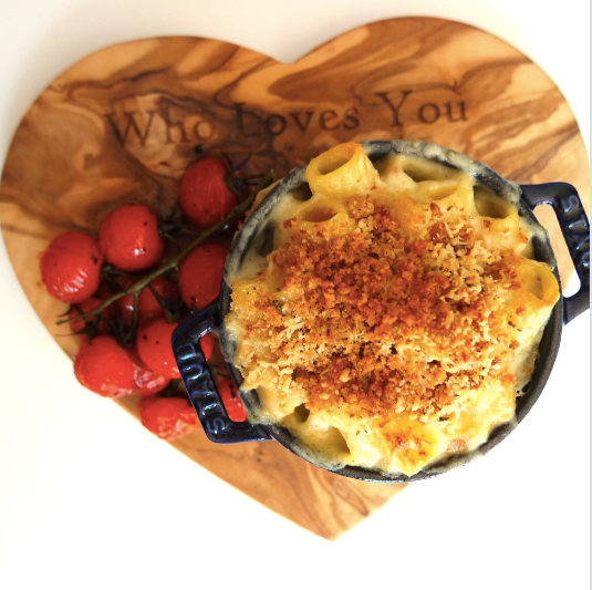 Quinoa Mac n' Cheese