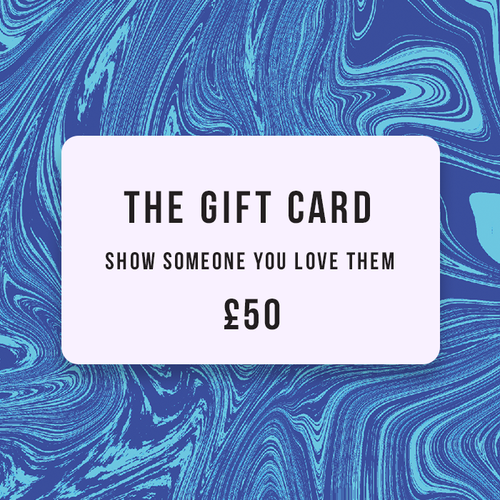 Show Someone You Love Them-Gift Card