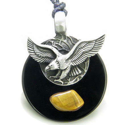 Lucky Eagle Totems Protection and Wild Powers Jewelry and Gifts