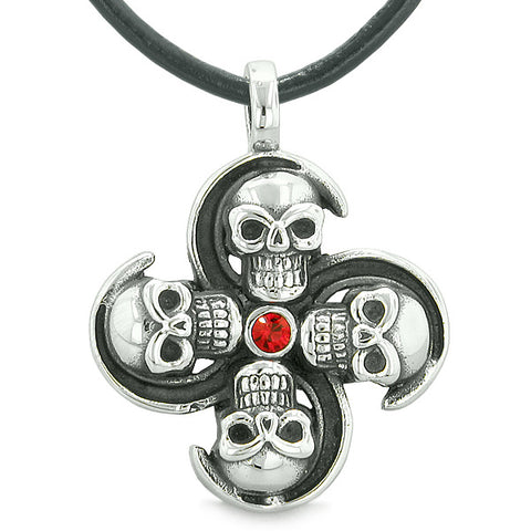 Supernatural Skull Totems Protection Courage Powers Jewelry Amulets and Gifts