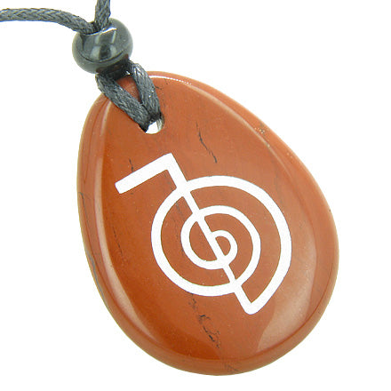 View All Wish Word Stones Necklaces Good Luck Powers Amulets and Talismans Gifts