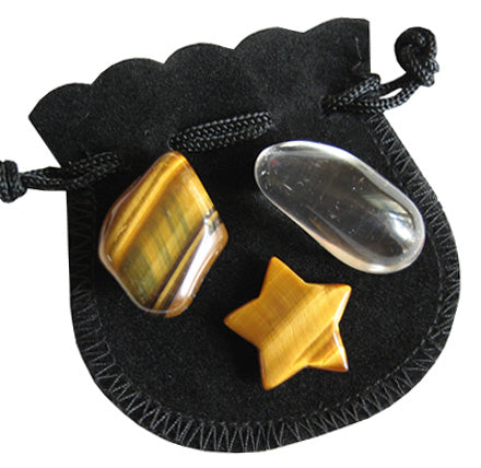 Evil Eye Protection Star Talisman Pouch