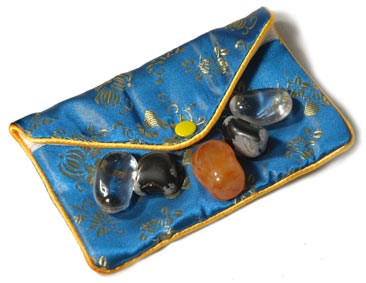Evil Eye Protection Talisman Pouch