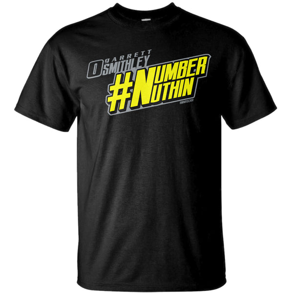 "Garrett Smithley ""#NumberNuthin"" T-Shirt"