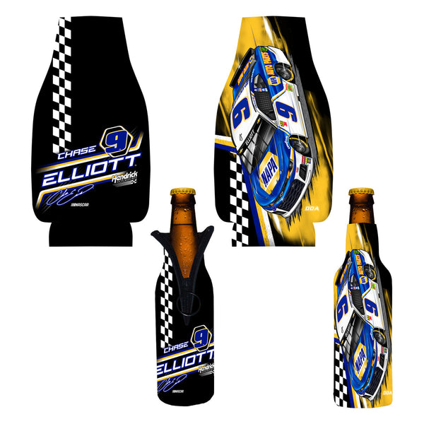 "Chase Elliot ""Aggressor"" Bottle Coozie"