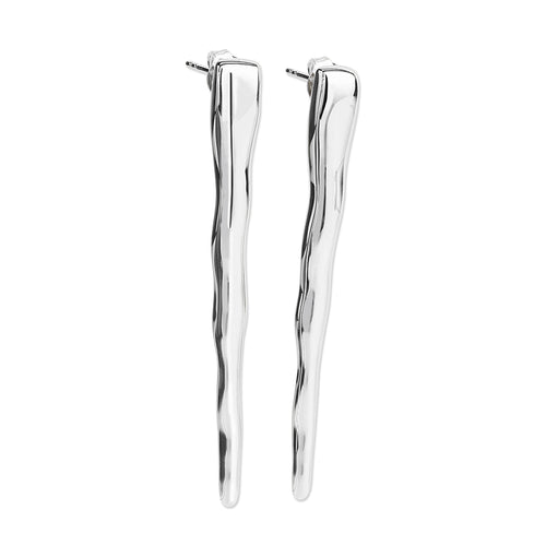 Icicle Long Earrings