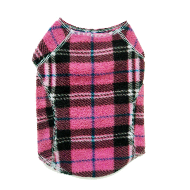 6760 Fleece Patterned Sweater for Dogs. Cool Weather Fleece