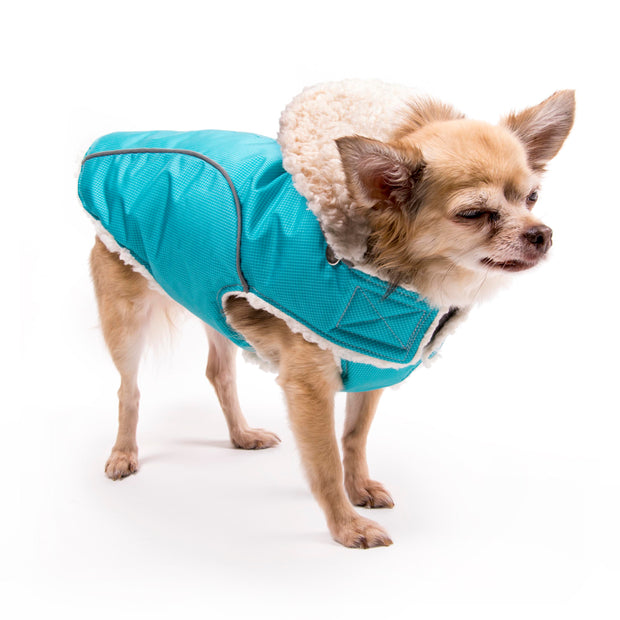 My Canine Kids | Cloak and Dawggie  Precision Fit Extreme Dog Coat Small Dog