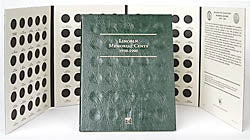 Littleton Folder: Lincoln Memorial Cents 1959-1998