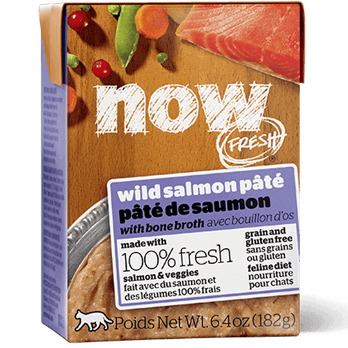 NOW Wild Salmon Pâté