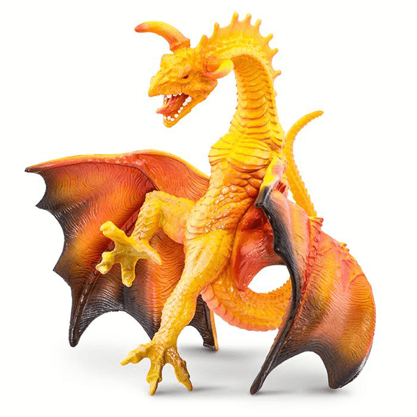 Safari Ltd. Lava Dragon | Pisces Pets