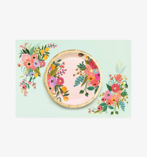 Garden Party Plates (Large) - Sweet Layer Cake