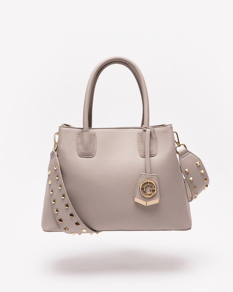 Celeste - Shoulder Bag in Gray