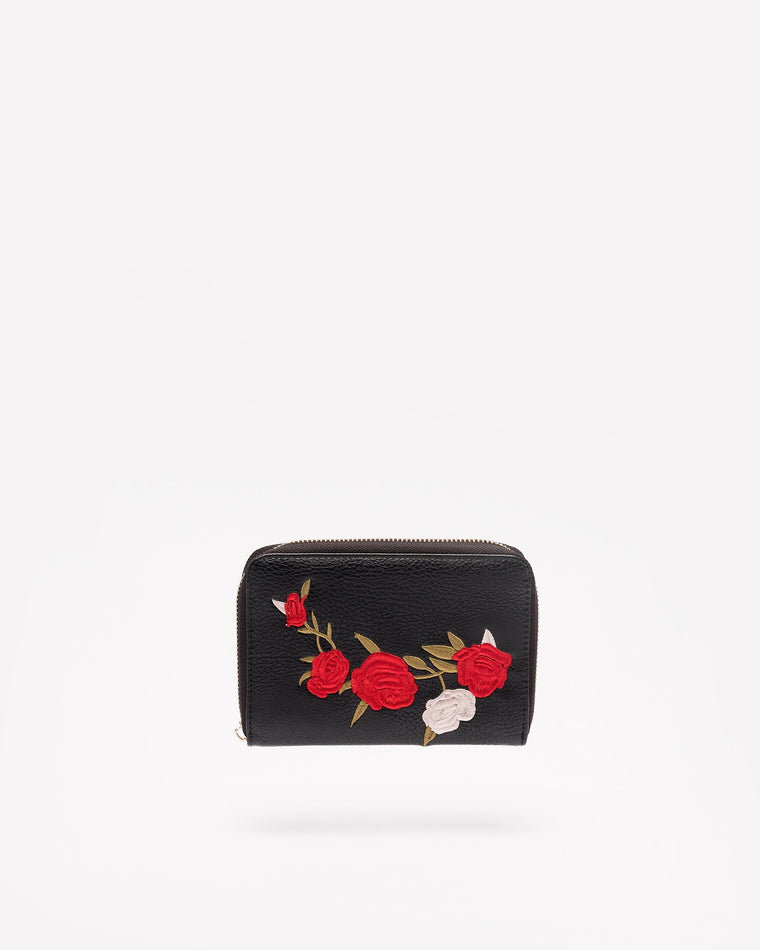 Jami - Embroidered Wallet