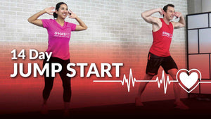 14 Day Jump Start: A Complete Beginner Workout Program