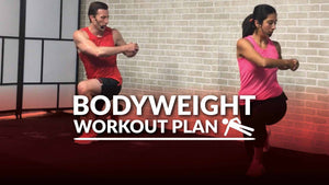 30 Day Bodyweight Workout Plan