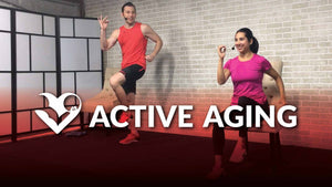 30 Day Active Aging Fitness Program