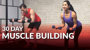 30 Day Muscle Building Program