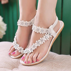 Summer Bowtie Sandals