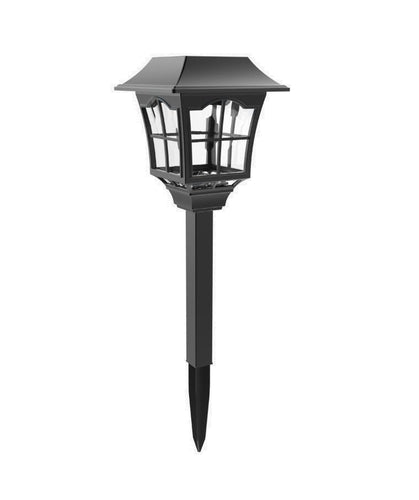 Solar European Pathway Light- TTSEMPL2W (Pack of 2)