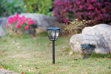 Solar Edison Garden Light - TTSEMGL2W (Pack of 2)