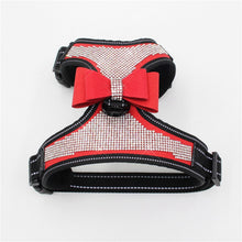 Sparkle Bow Harness(LC019)