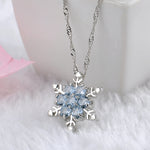 Snowflake Necklace - The Creative Booth