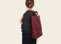 Square Backpack Burdeo