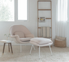 Womb <br> Chair & Ottoman
