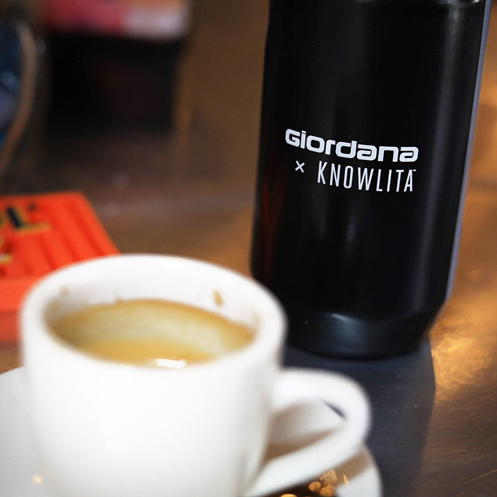 Giordana x Knowlita LOOK BOTH WAYS® Water Bottle - Giordana Cycling