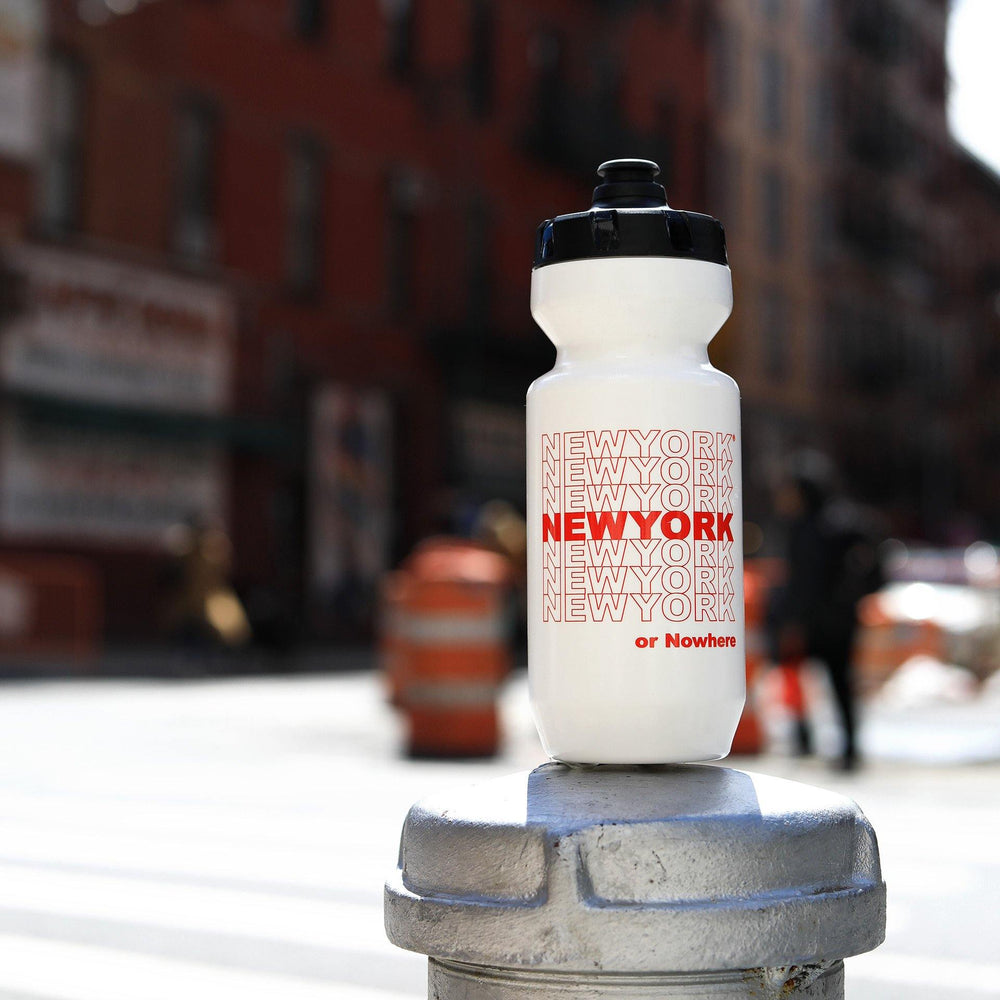Giordana x Knowlita NEW YORK OR NOWHERE® Water Bottle - Giordana Cycling