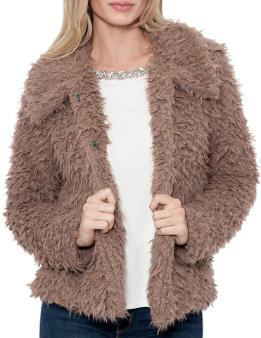Mallory Faux Fur Jacket